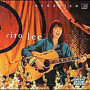 CD - Rita Lee – Acústico MTV (sem contracapa)