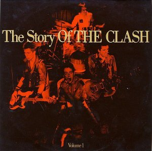 CD - The Clash – The Story Of The Clash (Volume 1) (sem contracapa)