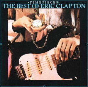 CD - Eric Clapton – Time Pieces (The Best Of Eric Clapton) - (sem contracapa)