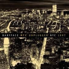 CD - Babyface – MTV Unplugged NYC 1997 (sem contracapa)