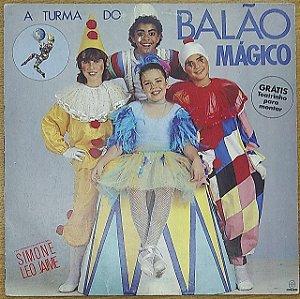 LP - A Turma Do Balão Mágico (1986)