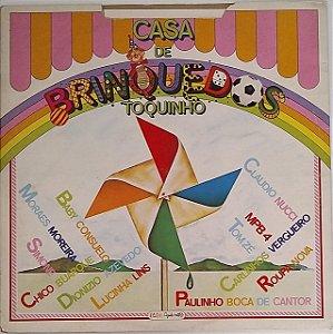 LP - Casa De Brinquedos - Toquinho (Vários Artistas)