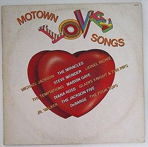 LP - Motown Love Songs (Vários Artistas)