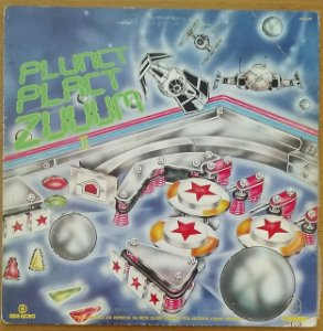 LP - Plunct! Plact! Zum! Vol. II (Vários Artistas)