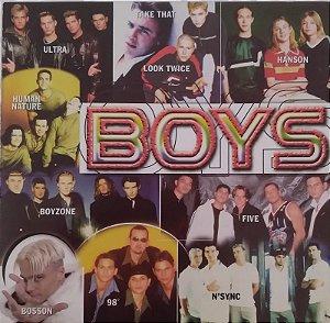 CD- Boys ( Vários Artistas)
