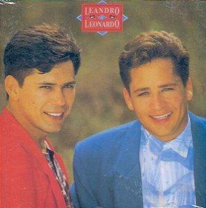 CD - Leandro & Leonardo (1993) (Mexe Mexe)