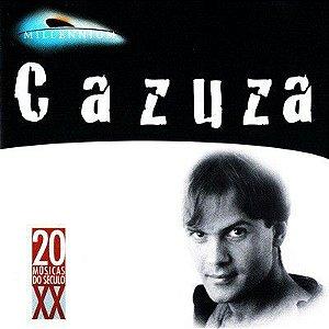 CD - Cazuza (Coleção Millennium - 20 Músicas Do Século XX)
