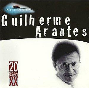 CD - Guilherme Arantes (Coleção Millennium - 20 Músicas Do Século XX)