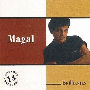 CD - Sidney Magal (Coleção Brilhantes)