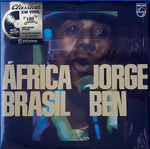 LP - Jorge Ben – África Brasil (Novo Lacrado - Polysom)