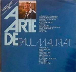 CD - Paul Mauriat (Coleção A Arte de)