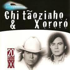 CD - Chitãozinho & Xororó (Coleção Millennium - 20 Músicas Do Século XX)