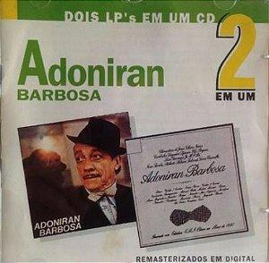 CD - Adoniran Barbosa (Coleção 2 Em 1: Adoniran Barbosa / Adoniran E Convidados)