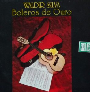 CD - Waldir Silva - Boleros de Ouro