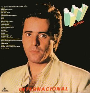 LP - Selva De Pedra Internacional (Novela Globo) (Vários Artistas)