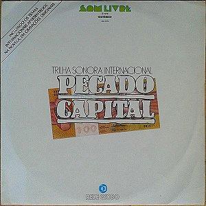 LP - Pecado Capital Internacional (Novela Globo) (Vários Artistas)