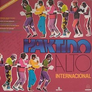 LP - Partido Alto Internacional (Novela Globo) (Vários Artistas)