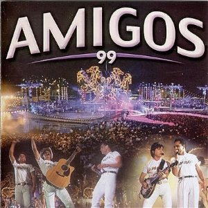 CD - Amigos 99 (Vários Artistas)