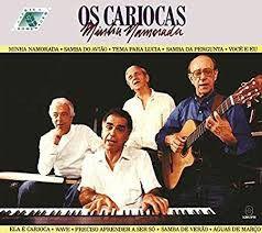 CD - Os Cariocas – Minha Namorada (Novo (Lacrado) - Digipack