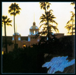 CD - Eagles - Hotel California - IMP GERMANY