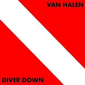 CD - Van Halen – Diver Down (Novo Lacrado)