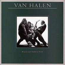 CD - Van Halen – Women And Children First (Novo Lacrado)