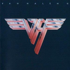 CD - Van Halen – Van Halen II (Novo Lacrado)
