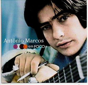CD - Antônio Marcos- Os Grandes Sucessos de Antônio Marcos (Coleção Em Foco)