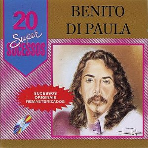 CD - Benito de Paula (Coleção 20 Super Sucessos)