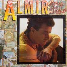 CD - Almir - Ritmo do Coração Vol.1