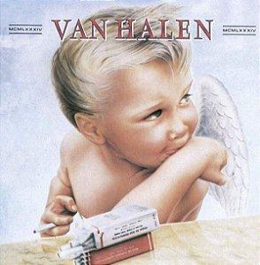 CD - Van Halen – 1984 (Novo (Lacrado)