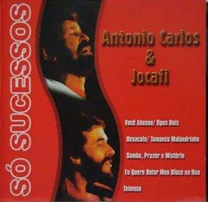 CD - Antônio Carlos e Jocati – Só Sucessos