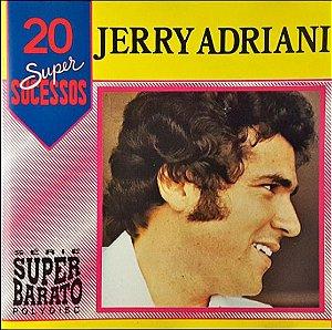 CD - Jerry Adriane (Coleção 20 Super Sucessos)