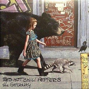CD - Red Hot Chili Peppers – The Getaway (Novo (Lacrado) - Digipack