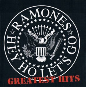 CD - Ramones – Greatest Hits (Novo (Lacrado)