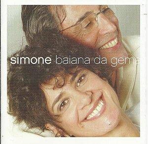 CD - Simone - Baiana Da Gema