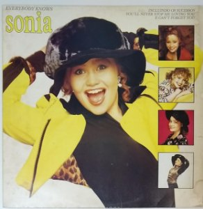LP -  Sonia – Everybody Knows
