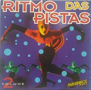 CD - Ritmo Das Pistas (Volume 2) (Vários Artistas)