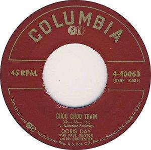 Compacto - Doris Day – This Too Shall Pass Away / Choo Choo Train (Ch- Ch- Foo)