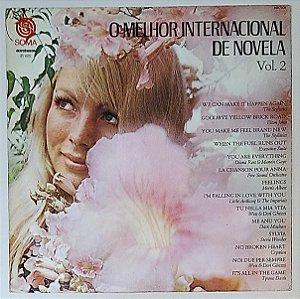 LP - O Melhor Internacional De Novela Vol. 2 (1975) (Vários Artistas)