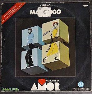 LP - Espelho Magico/Coquetel De Amor Internacional (Novela Globo) (Vários Artistas)