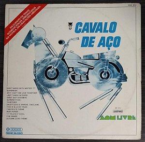 LP - Cavalo De Aço Internacional (Novela Globo) (Vários Artistas)