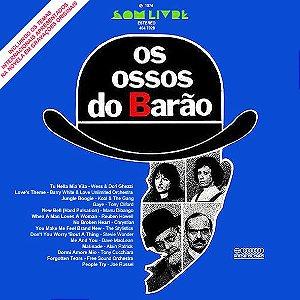 LP - Os Ossos Do Barão Internacional (Novela Globo) (Vários Artistas)