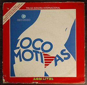 LP - Loco-Motivas Internacional (Novela Globo) (Vários Artistas)