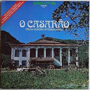 LP - O Casarão Internacional (Novela Globo) (Vários Artistas)