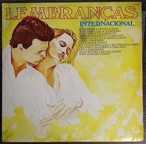 LP - Lembranças Internacional (Vários Artistas)