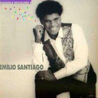CD - Emílio Santiago - Aquarela Brasileira 4