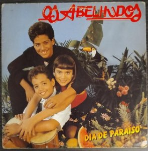 LP - Os Abelhudos – Dia De Paraíso