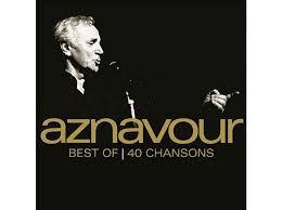 CD - Charles Aznavour – 40 Chansons D'or (DUPLO) (Importado - EU)