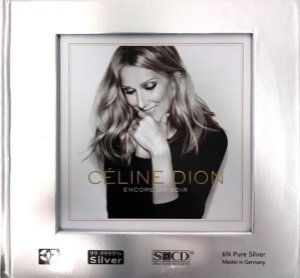 CD - Céline Dion  - Encore Un Soir (Novo Lacrado)